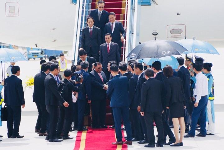 CẬP NHẬT: Chủ tịch Trung Quốc Tập Cận Bình đăng đàn APEC 2017 - 16