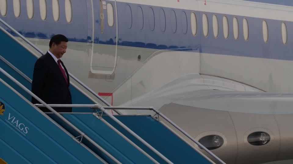 CẬP NHẬT: Chủ tịch Trung Quốc Tập Cận Bình đăng đàn APEC 2017 - 5