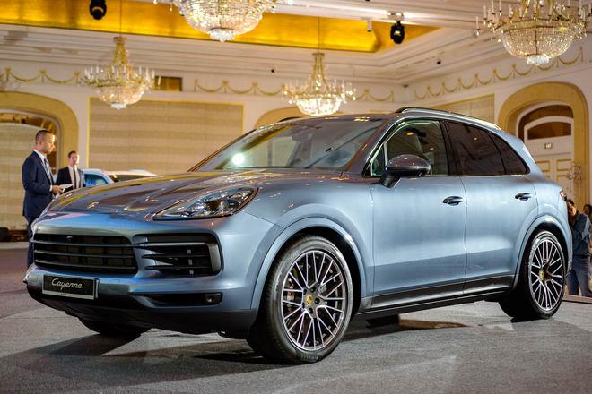 Cận cảnh Porsche Cayenne S 2018 giá 5,47 tỷ đồng - 6
