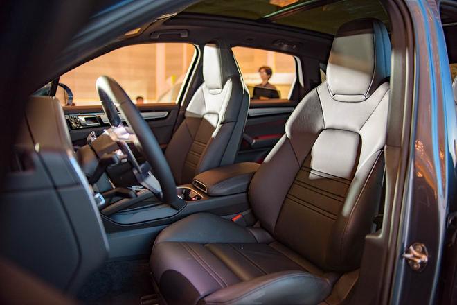 Cận cảnh Porsche Cayenne S 2018 giá 5,47 tỷ đồng - 12