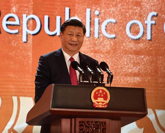 CẬP NHẬT: Chủ tịch Trung Quốc Tập Cận Bình đăng đàn APEC 2017 - 2