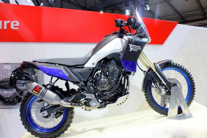 """Ngắm """"kẻ đột kích"""" làng xế phượt Yamaha Tenere 700 World Raid - 1"""