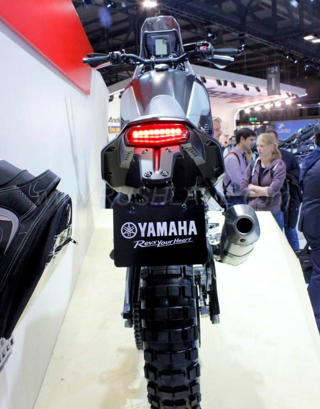 """Ngắm """"kẻ đột kích"""" làng xế phượt Yamaha Tenere 700 World Raid - 9"""