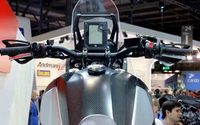 """Ngắm """"kẻ đột kích"""" làng xế phượt Yamaha Tenere 700 World Raid - 8"""