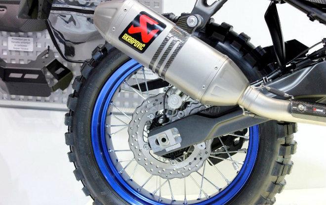 """Ngắm """"kẻ đột kích"""" làng xế phượt Yamaha Tenere 700 World Raid - 2"""