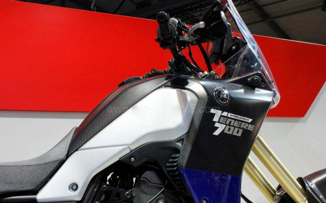 """Ngắm """"kẻ đột kích"""" làng xế phượt Yamaha Tenere 700 World Raid - 5"""