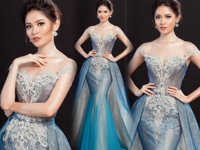 Đối thủ sexy cỡ này, cơ hội nào cho Thùy Dung tại Hoa hậu Quốc tế? - 15