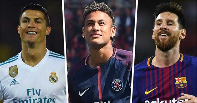 Xuất sắc nhất 2017: Ronaldo số 1, Messi chỉ… số 9 1