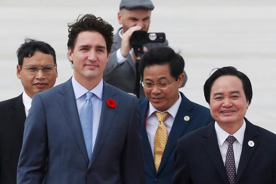APEC 2017: Canada rút khỏi cuộc họp về TPP