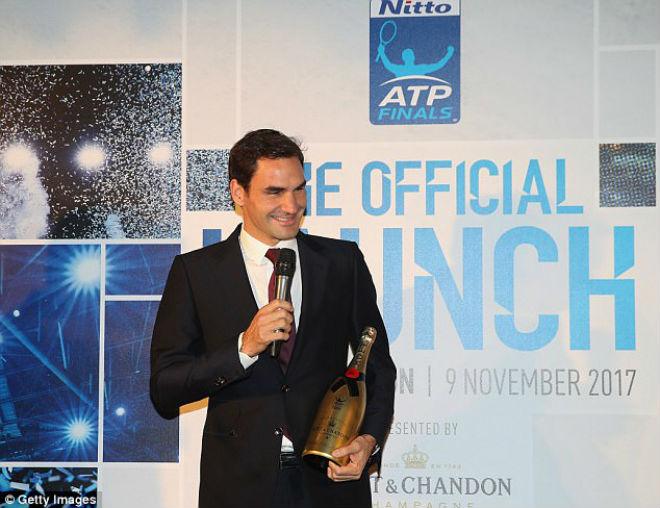 ATP Finals: Federer - Nadal lịch lãm dự tiệc, hẹn quyết đấu chung kết 7