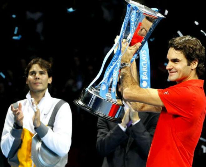 ATP Finals: Federer - Nadal lịch lãm dự tiệc, hẹn quyết đấu chung kết 9
