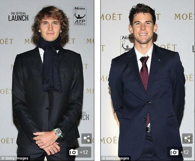 ATP Finals: Federer - Nadal lịch lãm dự tiệc, hẹn quyết đấu chung kết 3