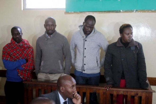 Chấn động châu Phi: Siêu sao bị bạn gái & 3 kẻ côn đồ đâm chết 2