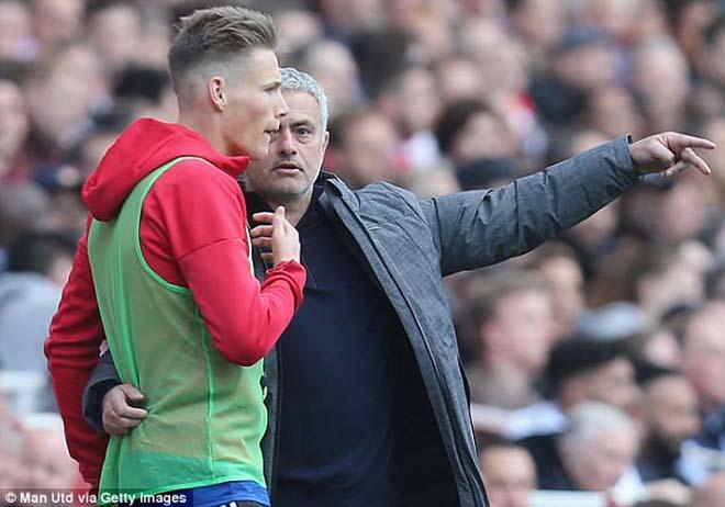"""MU cạn tiền, chuyển hướng: """"Phế"""" Mourinho, lập vua mới Pochettino 2"""