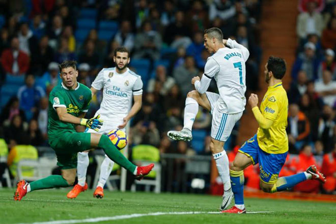 """Ronaldo dứt điểm 48 ăn 1: """"Cùn"""" không có nghĩa sa sút thảm hại - 1"""