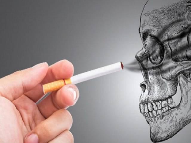 Tác hại không ngờ của khói thuốc đến đôi mắt - 1