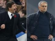 Mourinho vừa tính chuồn khỏi MU, bị PSG cho quả đắng vì Conte