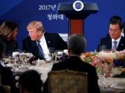 """Ẩm thực - """"Choáng"""" với món sườn bò hảo hạng cùng nước sốt 360 năm trong yến tiệc đãi ông Trump"""