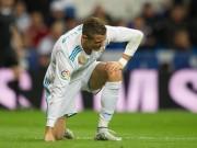 """Bóng đá - Ronaldo dứt điểm 48 ăn 1: """"Cùn"""" không có nghĩa sa sút thảm hại"""