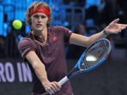 """Thể thao - ATP Finals: """"Hoàng tử"""" Zverev tuyên chiến """"Vua"""" Nadal, Federer"""