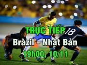 Chi tiết Brazil - Nhật Bản: Chiến quả nhẹ nhàng (KT)