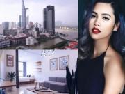 Nhà đẹp của sao: Bên trong căn hộ tiền tỷ của Á hậu Hoàng My