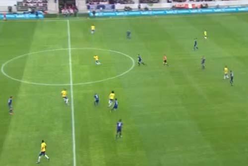 TRỰC TIẾP Brazil - Nhật Bản: Neymar khơi nguồn, Brazil dẫn cực sâu 3