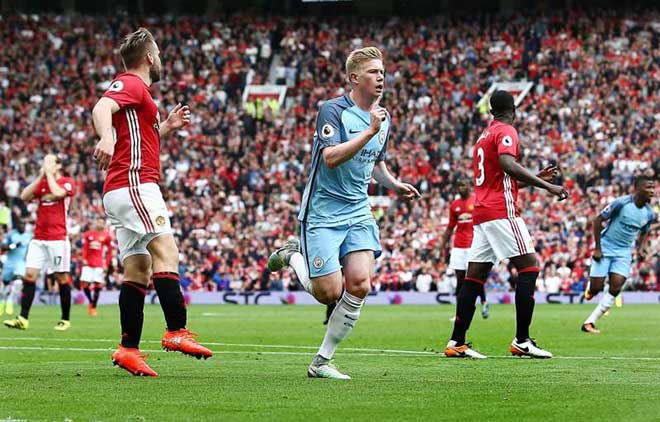 """Mourinho nhận tối hậu thư của MU: """"Ra đường"""" nếu bị Man City bỏ xa 2"""