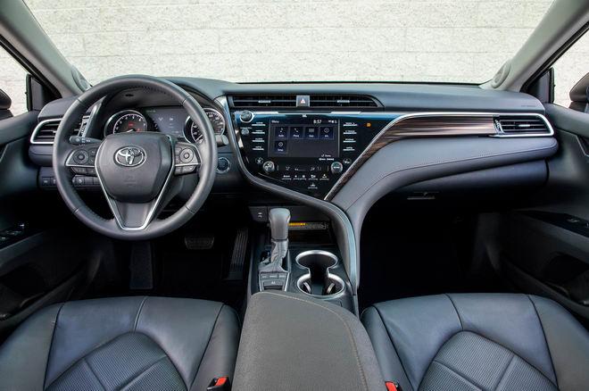Trải nghiệm Toyota Camry 2018 và Honda Accord 2018 - 5