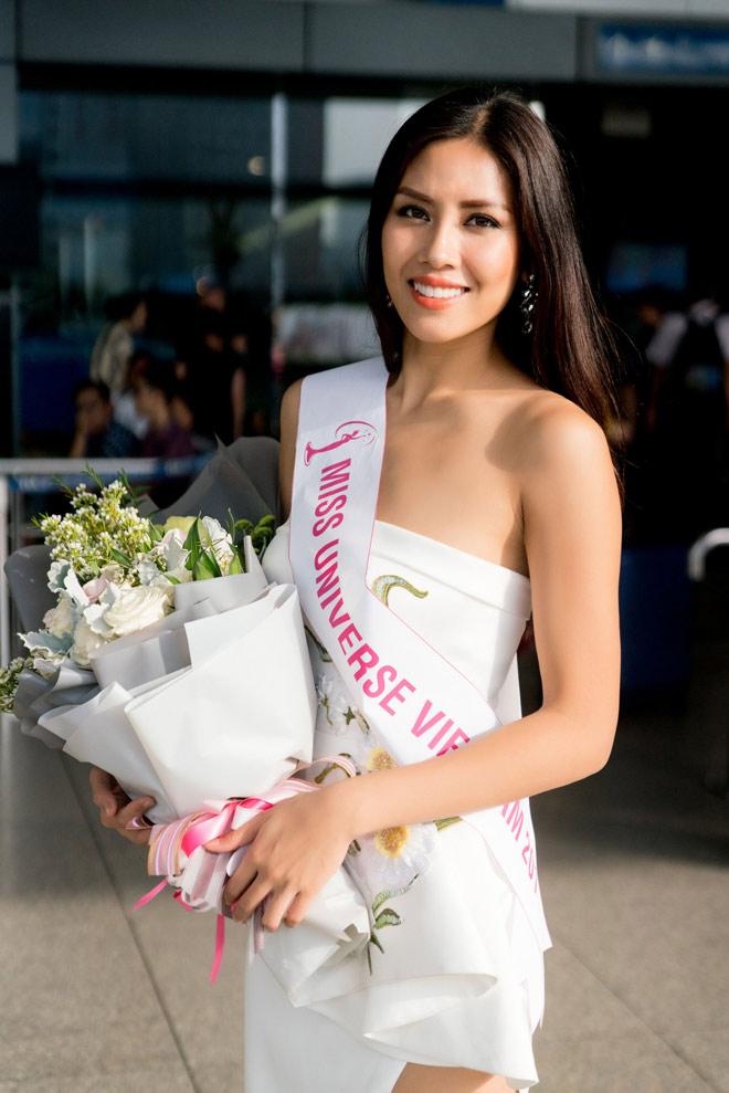 Nguyễn Thị Loan mặc trễ nải đi Mỹ thi hoa hậu Hoàn vũ - 8