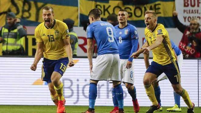 Tin HOT bóng đá tối 11/11: Người Ý bi quan không được dự World Cup 1