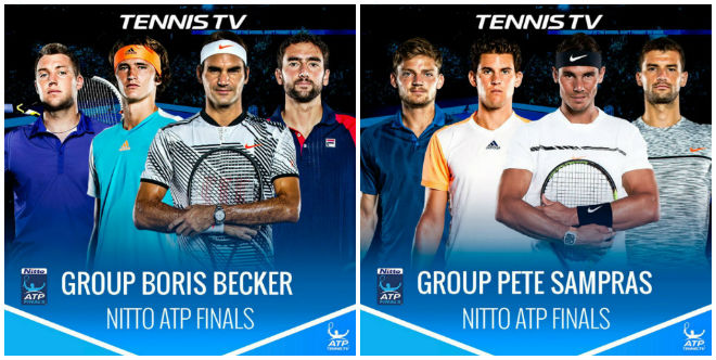 ATP Finals: Triệu fan Federer-Nadal khẩu chiến, hẹn ở chung kết kinh điển 1