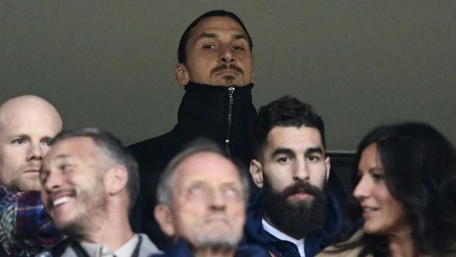 Lindelof cản Italia dự World Cup 2018: Mourinho và Ibrahimovic hả hê 3