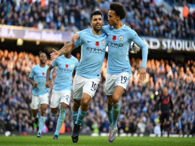 Man City bá chủ Ngoại hạng Anh: 1 tỷ bảng thống trị thế giới 1