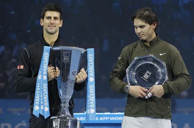 """Nadal tham bát bỏ mâm: Cố """"cày"""" ATP Finals, coi chừng mất nghiệp 2"""