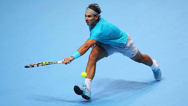 """Nadal tham bát bỏ mâm: Cố """"cày"""" ATP Finals, coi chừng mất nghiệp 1"""