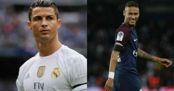 """SAO Real nổi loạn, Ronaldo tính """"chuồn"""" sang PSG thay Neymar 2"""