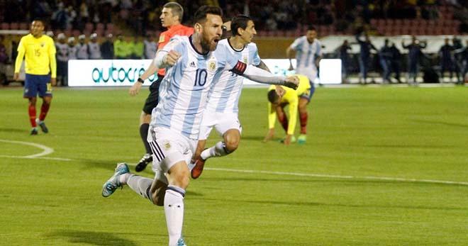 TRỰC TIẾP bóng đá Nga - Argentina: HLV Sampaoli báo tin xấu về Messi 19