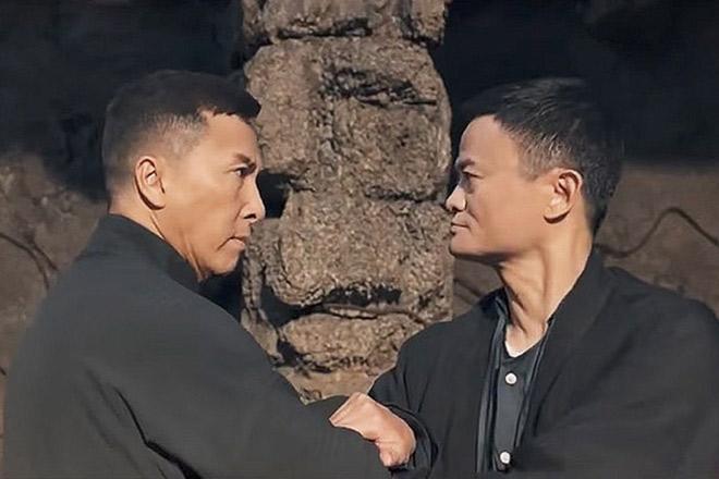 """Triệu fan phát cuồng: Jack Ma ra đòn ma thuật, Chân Tử Đan """"tái mặt"""" 1"""