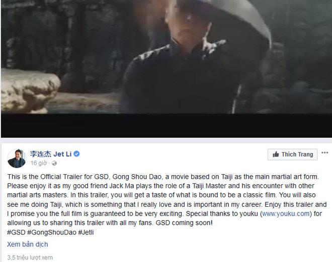 """Triệu fan phát cuồng: Jack Ma ra đòn ma thuật, Chân Tử Đan """"tái mặt"""" 2"""
