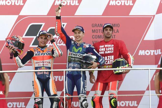 Đua xe MotoGP: 0,1% cơ hội, cần một cuộc lật đổ vĩ đại 3