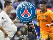 """Bóng đá - SAO Real nổi loạn, Ronaldo tính """"chuồn"""" sang PSG thay Neymar"""