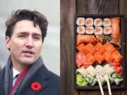 Bật mí  những món ăn yêu thích của Thủ tướng Canada điển trai