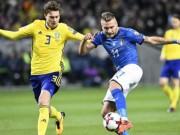 Lindelof cản Italia dự World Cup 2018: Mourinho và Ibrahimovic hả hê