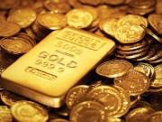 Giá vàng hôm nay (11/11): Lao dốc trước áp lực chốt lời