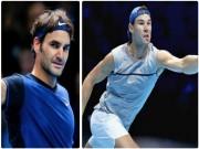 """Thể thao - ATP Finals: Federer hối tiếc nhất 3 điều, thầy cũ Murray """"nắn gân"""" Nadal"""