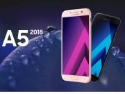 Samsung Galaxy A5 (2018) sẽ được trang bị màn hình vô cực