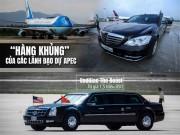 """Tin tức trong ngày - """"Hàng khủng"""" của các lãnh đạo dự APEC"""