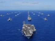 Thế giới - 7 tàu sân bay Mỹ đồng loạt xuất hiện, Mỹ - Hàn tập trận hiếm thấy