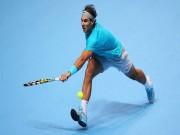 """Thể thao - Nadal tham bát bỏ mâm: Cố """"cày"""" ATP Finals, coi chừng mất nghiệp"""